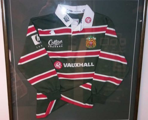 Framed Rugby Shirt