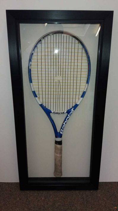 Framed Tennis Racket
