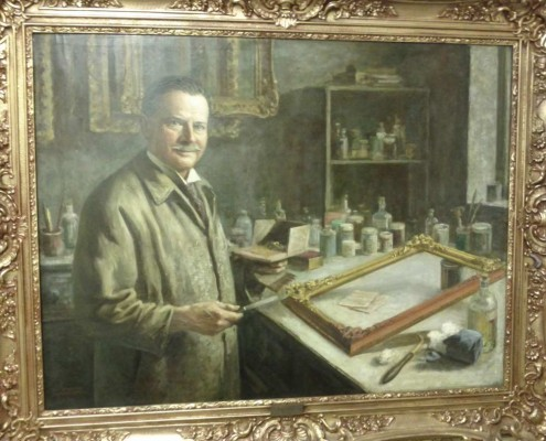 Picture Framers in Leicester since 1898