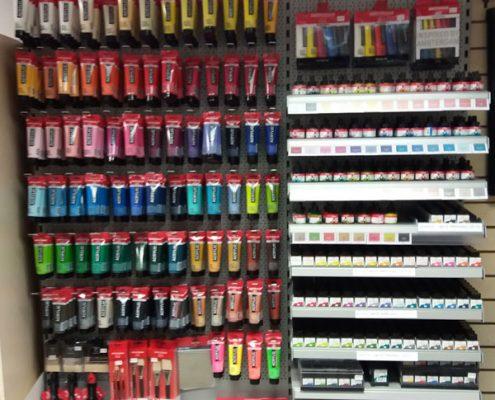 Royal Talens Amsterdam range of paints