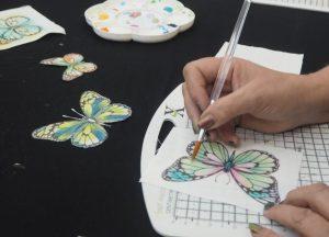 Crafting At Ally Pally  September
