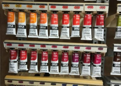 Daler Rowney Cryla artists quality acrylic colours (2)