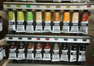 Daler Rowney Cryla artists quality acrylic colours