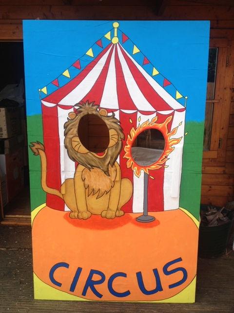 Acrylic Circus
