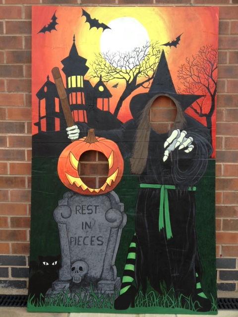 Acrylic Halloween