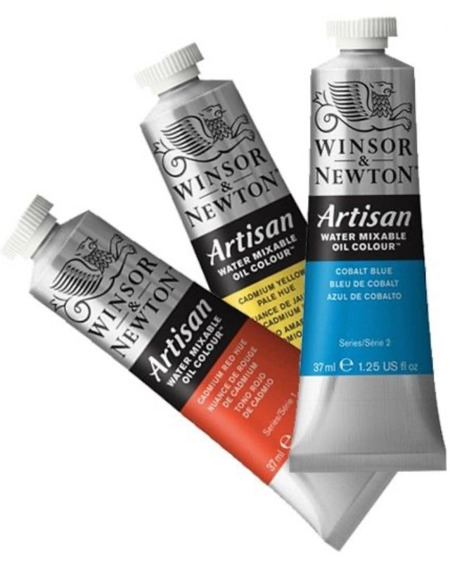 Artisan water mixable oils