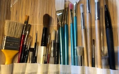 Brushes – part 2 – Acrylics