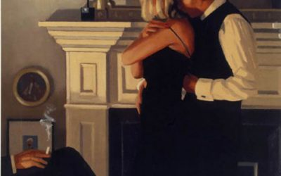 Popular Jack Vettriano prints in stock