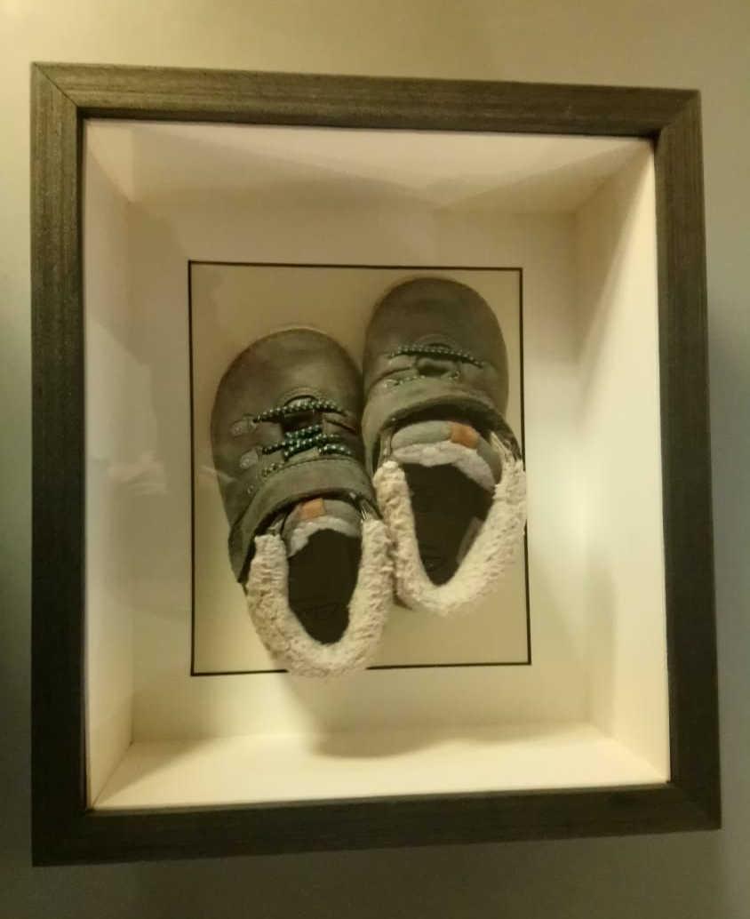Box-framed Boots
