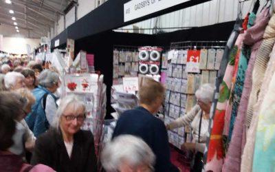 Creative Craft Show Exeter 2018