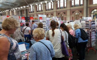 Crafting at Ally Pally – great show