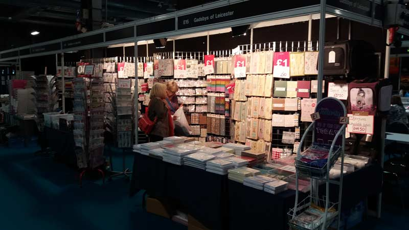 Crafting Show Manchester 2018 - Gadsby's Picture Framing