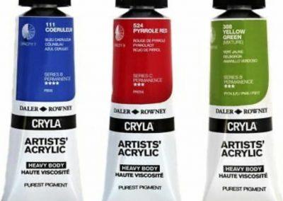 cryla artists acrylic