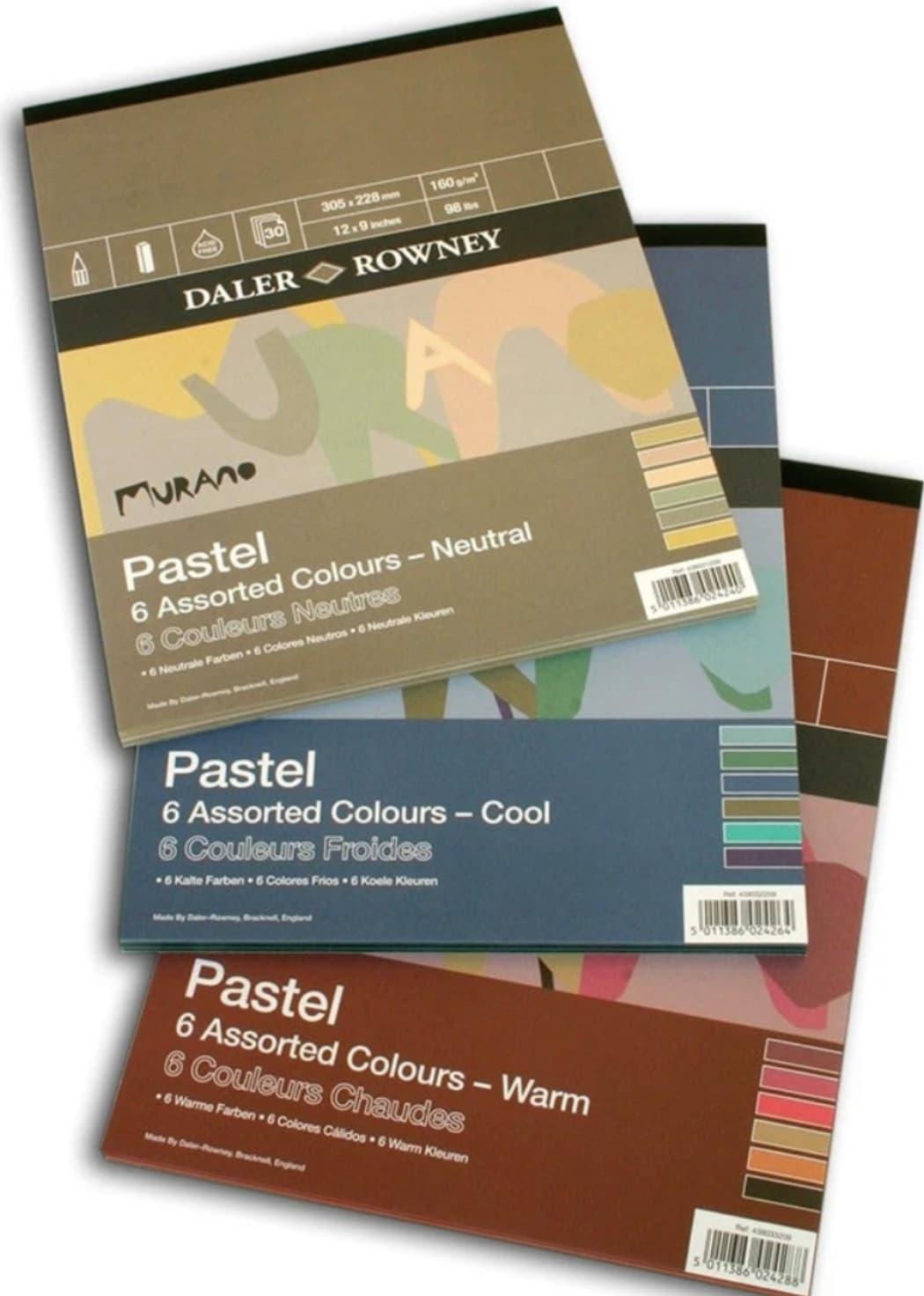 daler rowney pastel paper