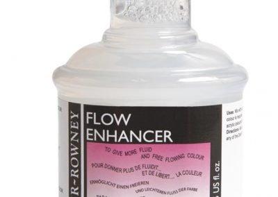 flow enhancer for acrylics