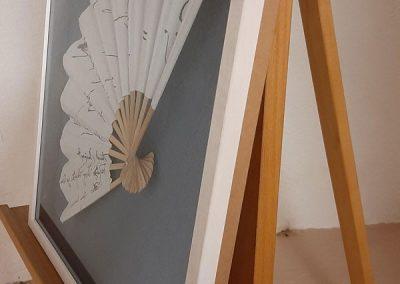 framed-fan
