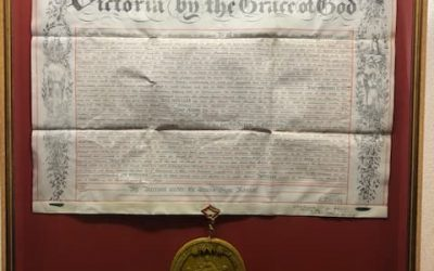 Framing Vellum Indentures