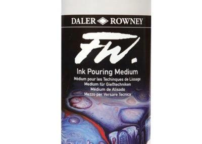 fw ink pouring medium