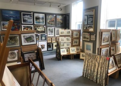 Art Gallery at Gadsby's in Leicester