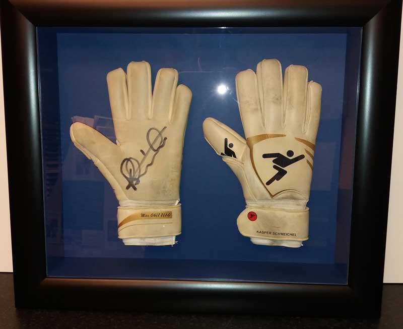 Framed Keepers Gloves