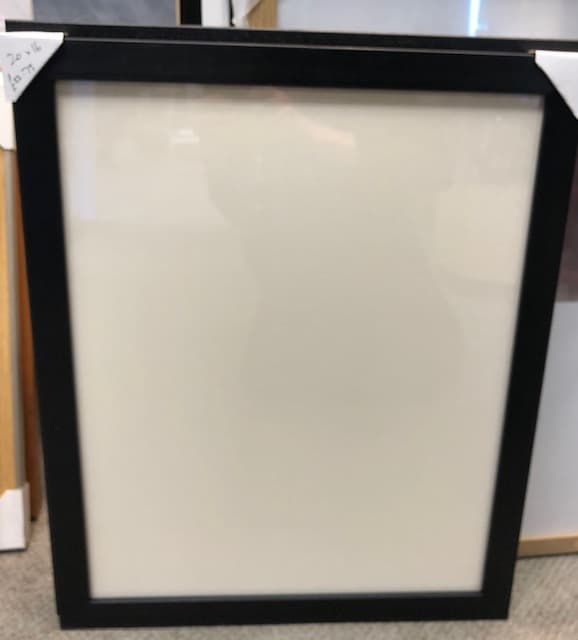 larger thicker picture frames