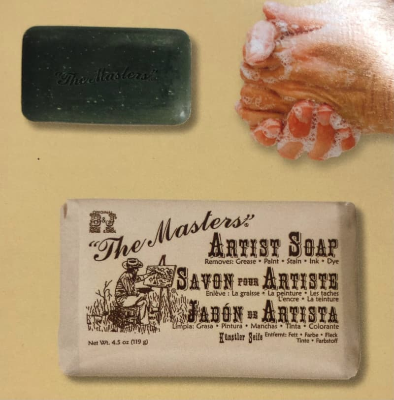 Masters Artists Soap