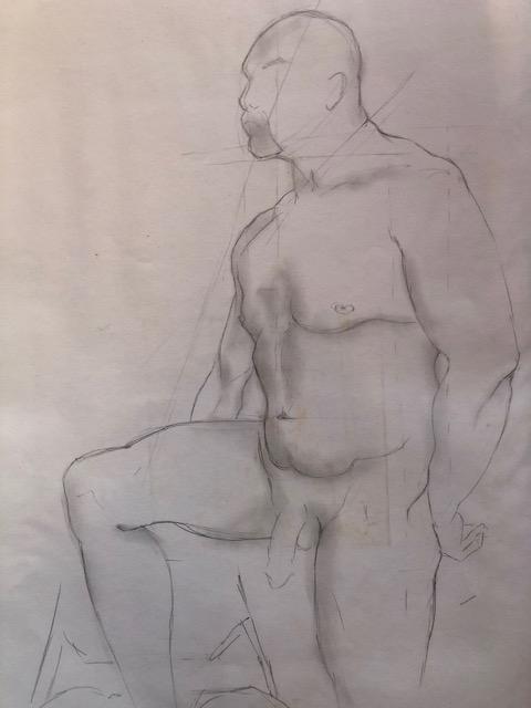 night classes drawing