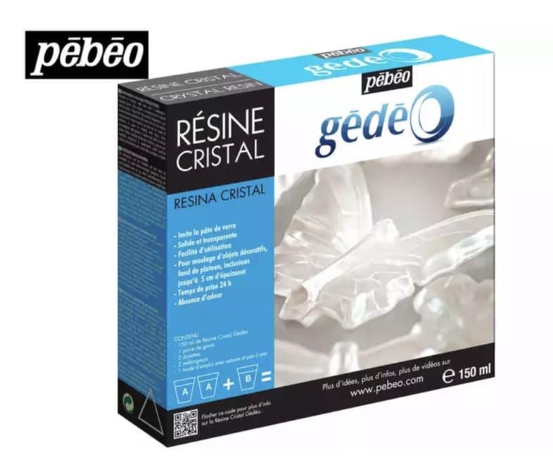 Pebeo epoxy resin crystals