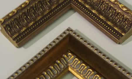 traditional classical framing style