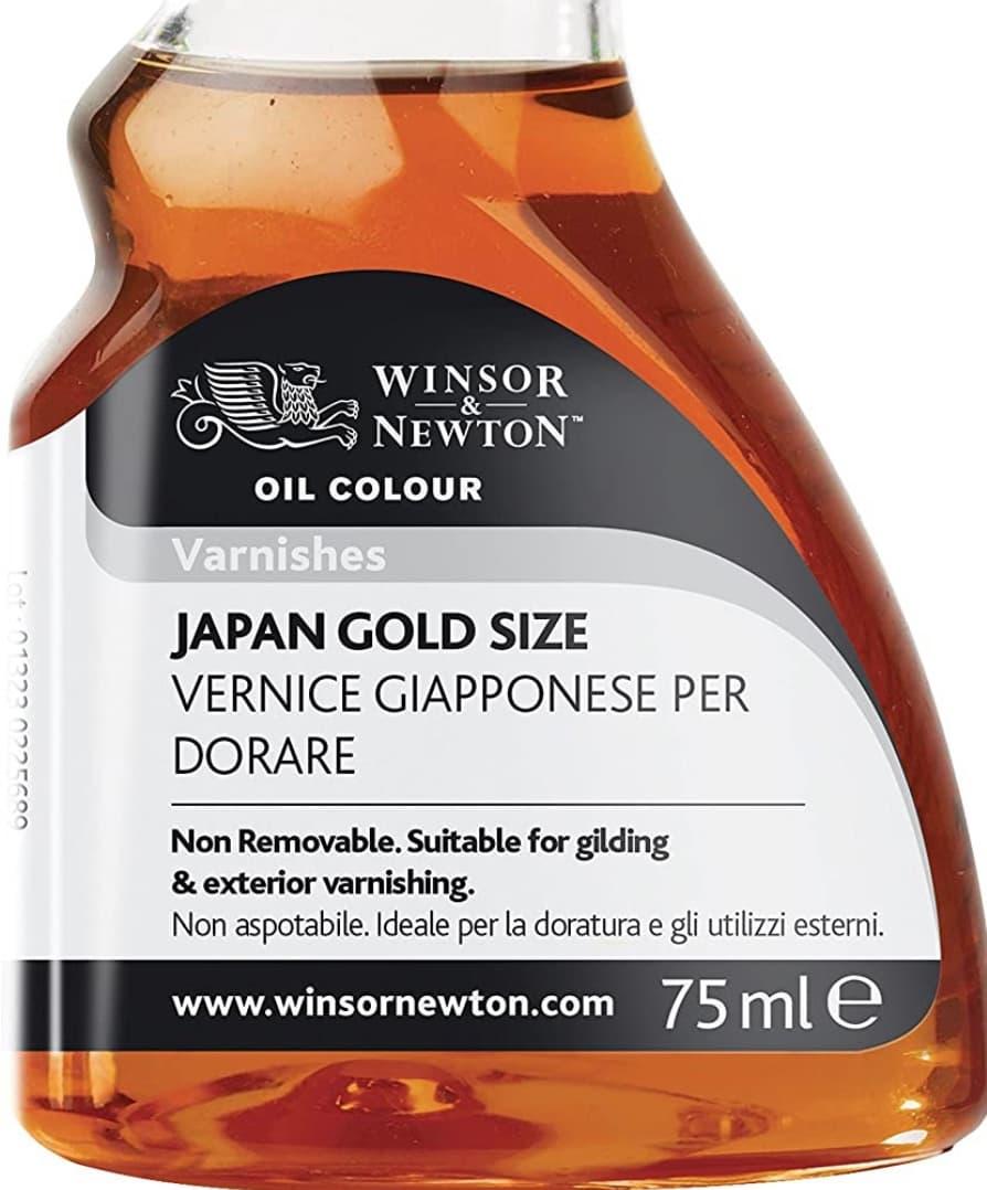 Winsor Newton size