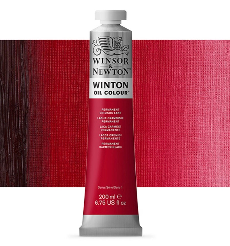 Winton 200ml OIl Paint